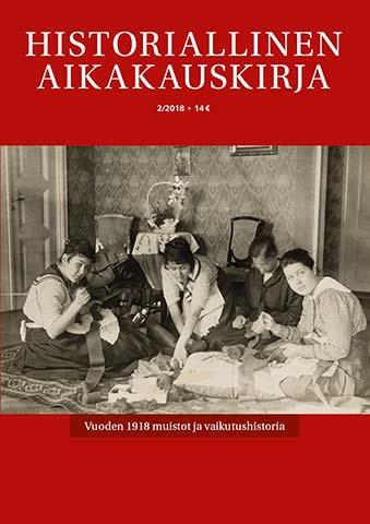 Historiallinen Aikakauskirja 22018